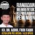 Ramadan Membentuk Kepribadian Pemimpin