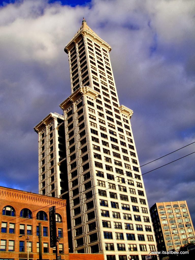 Smith Tower - Seattle