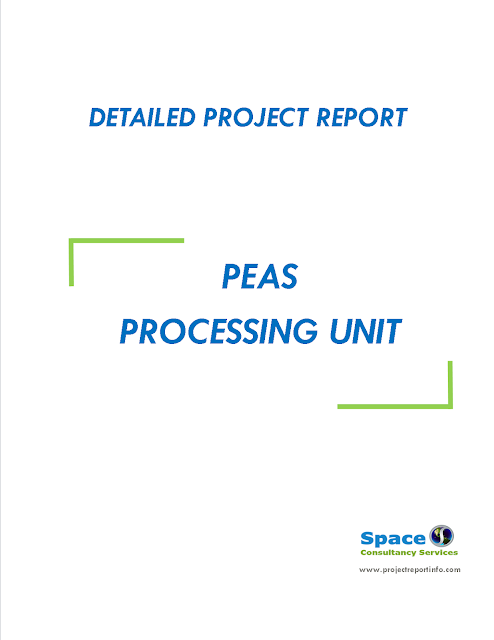 Project Report on Peas Processing Unit