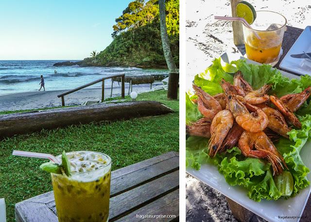 Bares e restaurantes do hotel Itacaré Eco Residence