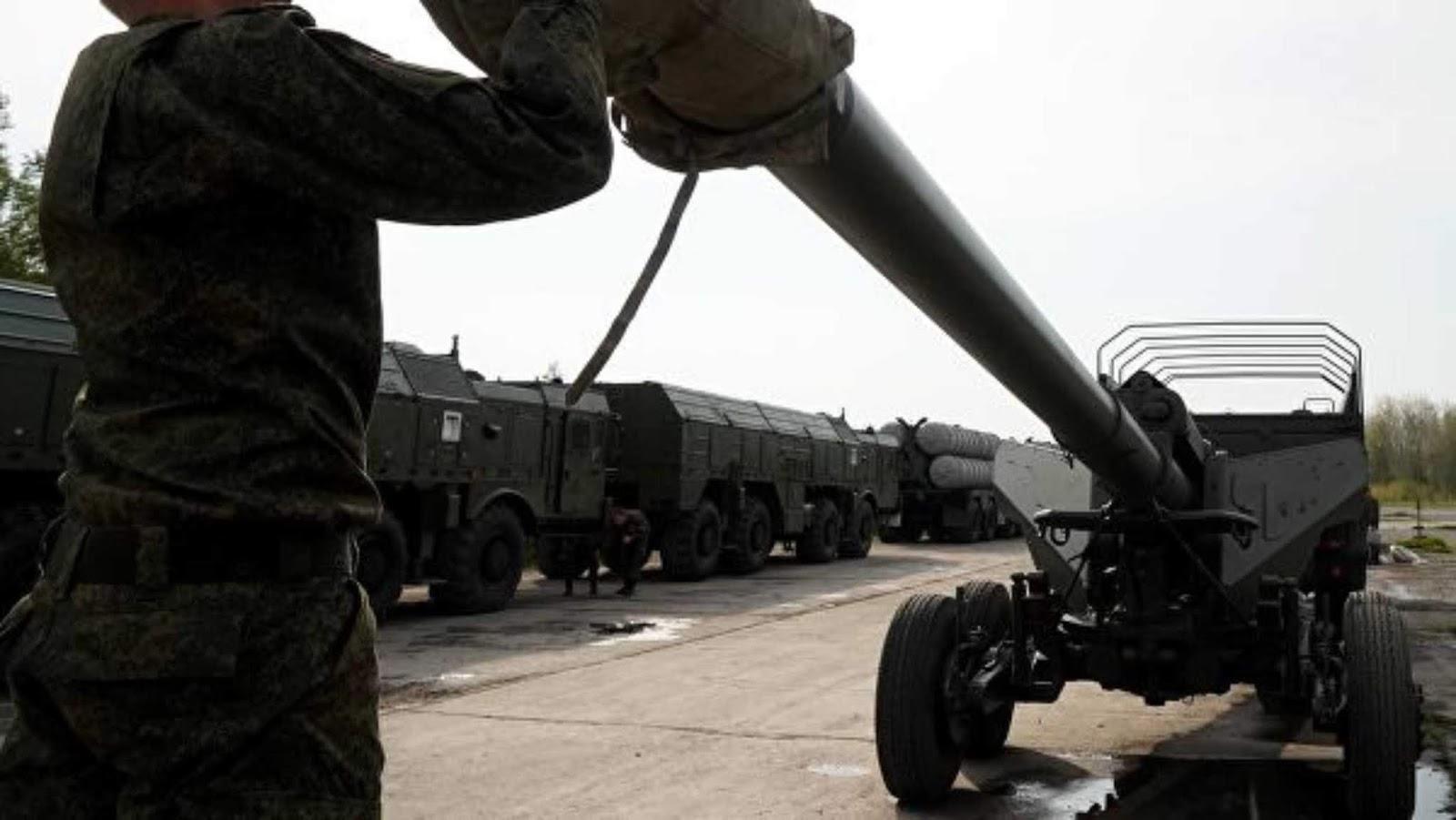 Kolonel Polandia menyebut militer Rusia di Kaliningrad sebagai orang-orangan sawah