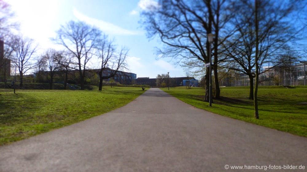 Johannes Prassek Park Hamburg Barmbek