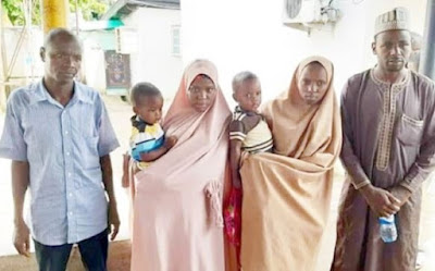 Two Children Reunite With Parent After Been Kidnapped In Gombe, Found In Anambra