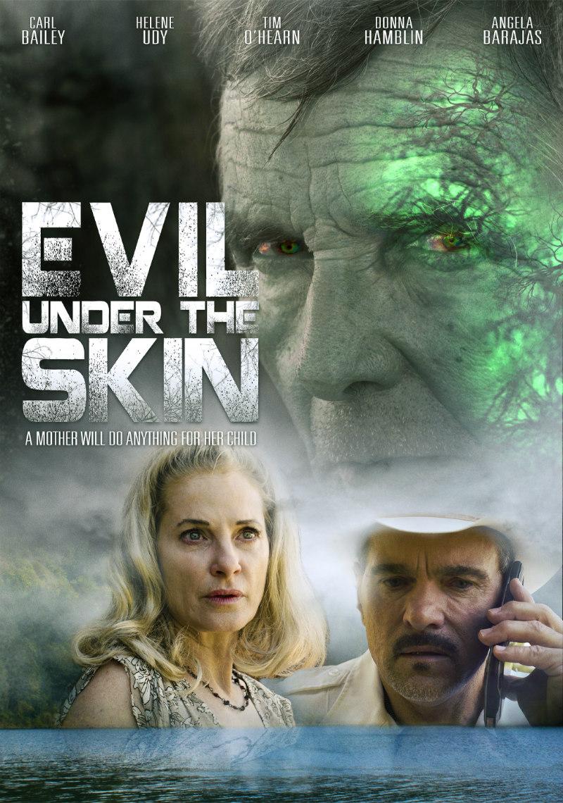 evil under the skin poster