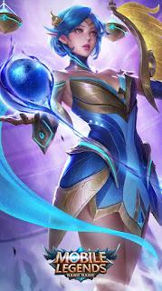 Lunox Libra Heroes Mage of Skins