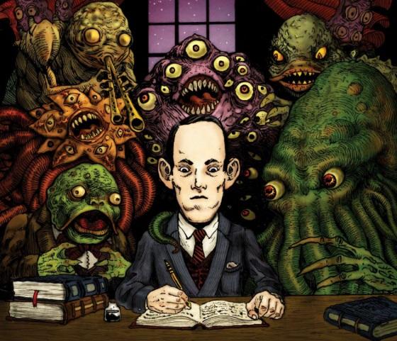 H. P. Lovecraft. Vida y Obra Ilustradas, de Agustín Conde De Boeck y Hernán Conde De Boeck