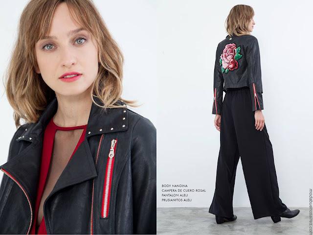 Moda mujer invierno 2017. Ropa de moda 2017 camperas.