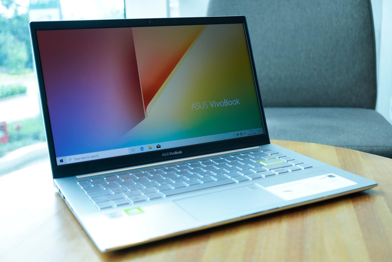 ASUS VivoBook S14 S433 Memperkuat Peran Laptop tetap Penting di Masa Kejayaan Smartphone