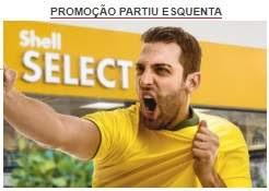 Cadastrar Promoção Shell Select Copa do Mundo 2018 Partiu Esquenta
