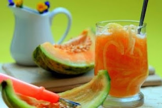 16 benefits of Cantaloupe Fruit for a healthy Body