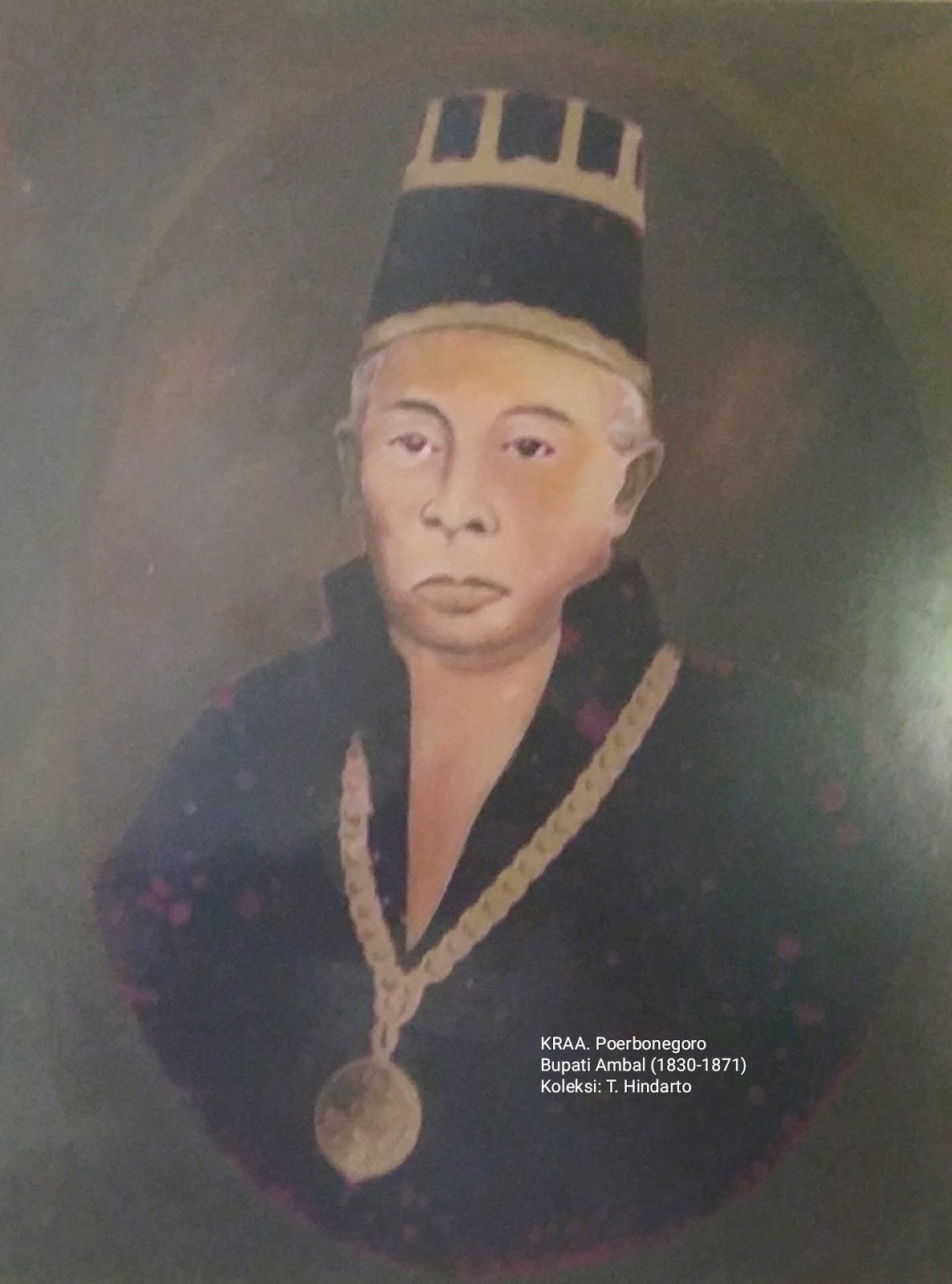 KRAA Poerbonegoro dan Nasib Historis Penghapusan Kabupaten Ambal 1872
