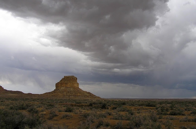 Agricultural productivity of Chaco Canyon could not sustain 2300 residents