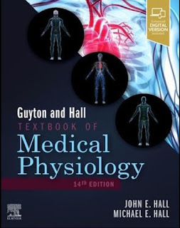 Guyton and Hall Textbook of Medical Physiology 14th Edition – 2021