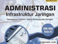 Download Rpp Mata Pelajaran Administrasi Infrastruktur Jaringan Smk Kelas XI Kurikulum 2013 Revisi 2017 Semester Ganjil dan Genap