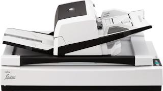 Fujitsu FI-6750S Scanner Driver Download