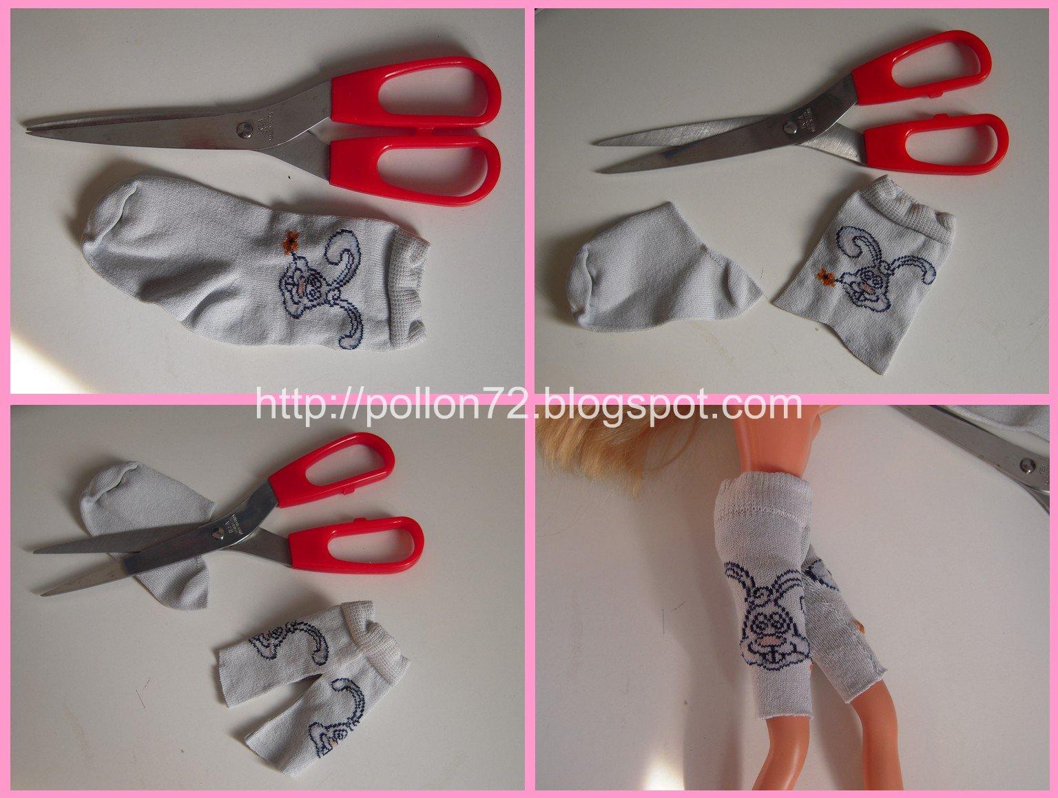 Amato Mamma Claudia e le avventure del Topastro: Vestiti per Barbie e Ken ND16