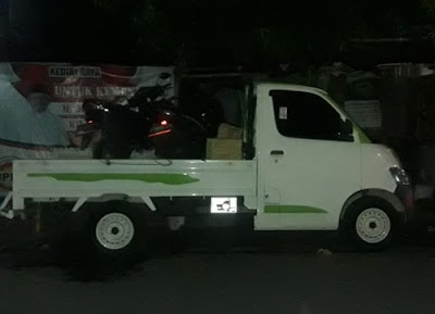 Mobil Grandmax Pick up