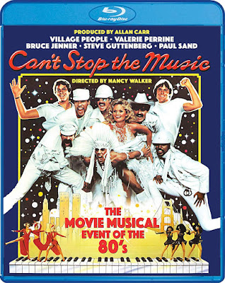 Cant Stop The Music 1980 Blu Ray