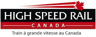 High Speed Rail Canada Logo