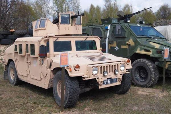 HMMWV M1114 8198 E9