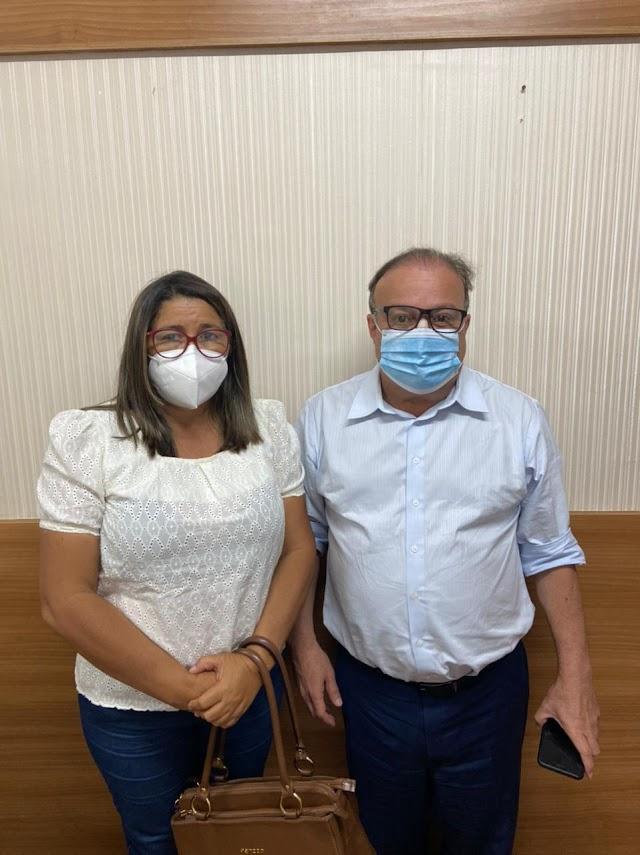 Fecam: Paulinho Freire recebe adesão no Alto Oeste de Luís Gomes