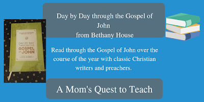 Day by Day through the Gospel of John Book Review