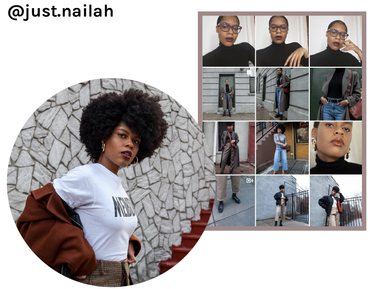 Black Fashion Blogger 2018