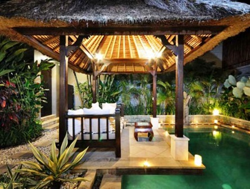 When the Sun Lights your Home: Gazebo Design Ideas