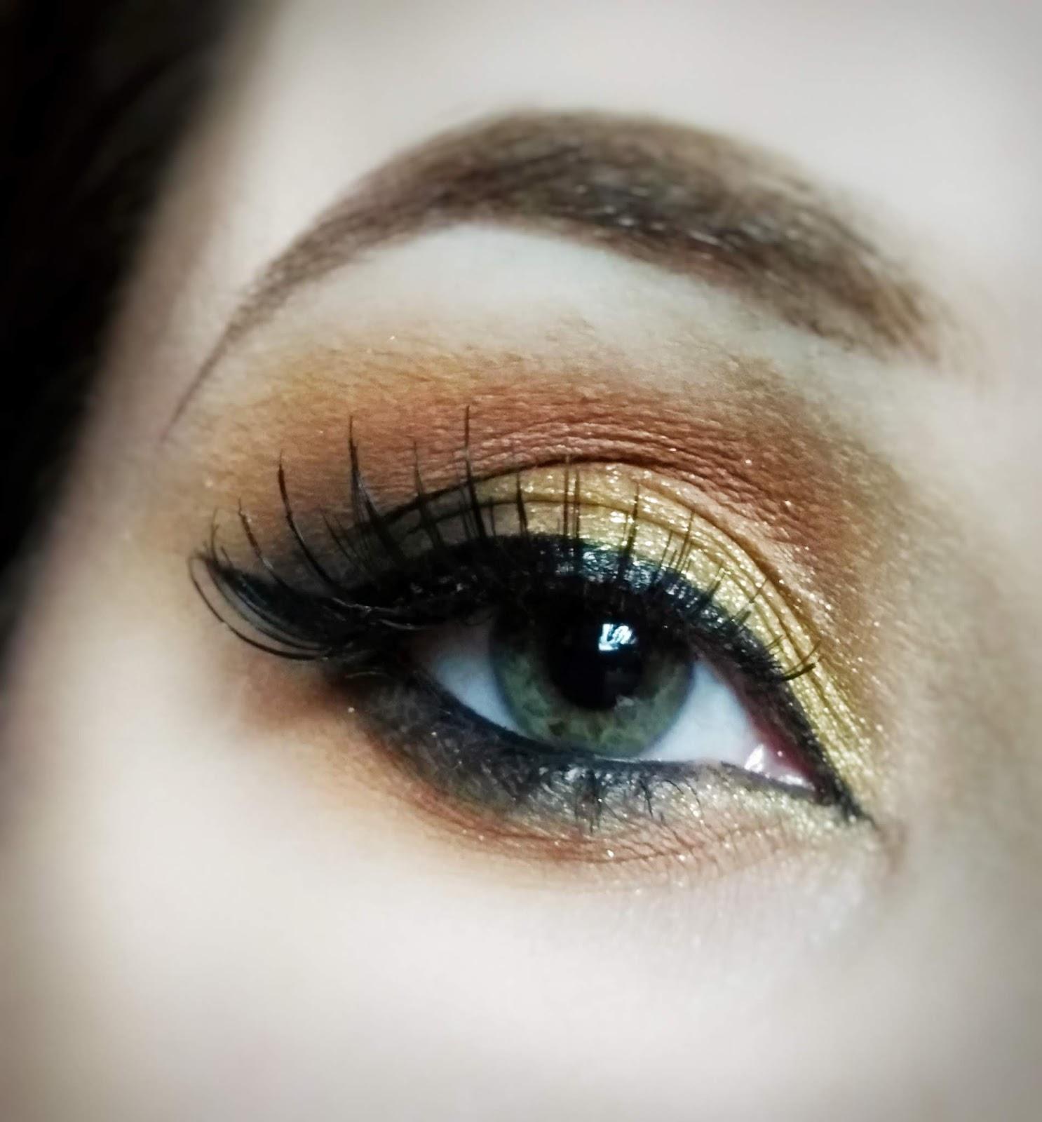 Wieczorowy makijaż z Fenty Beauty w roli głównej