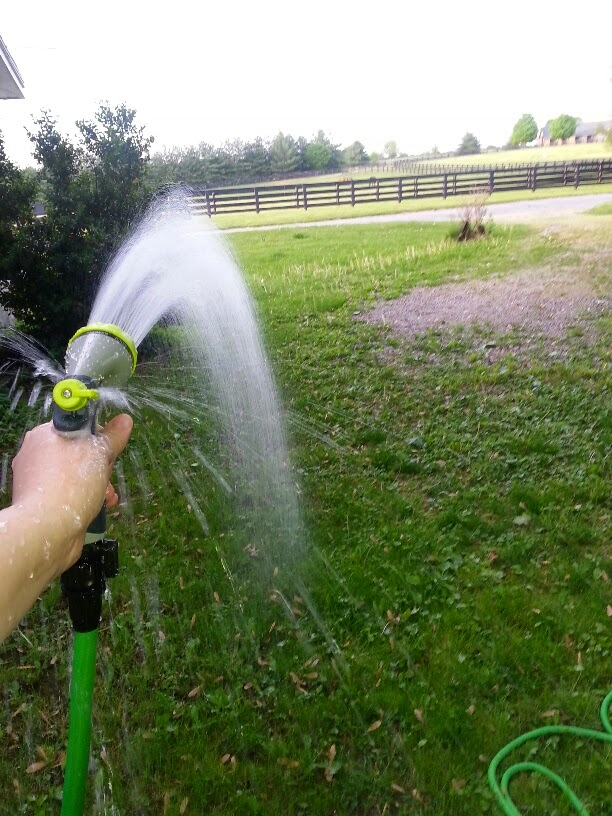 Tiny Drops of Honey...This Mommy\'s Sweet Life: Garden Hose Nozzle ...