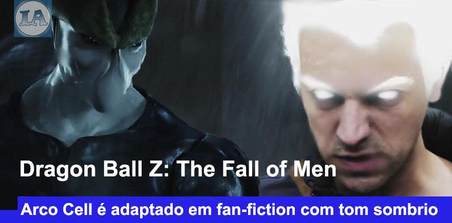 Dragon Ball Z: The Fall Of Men – Filme 01