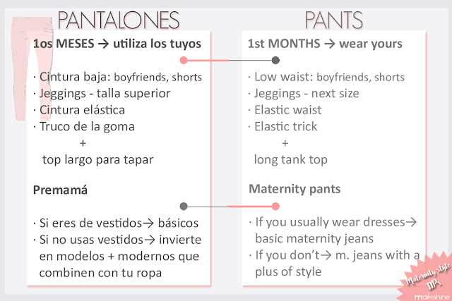 Maternity style tips