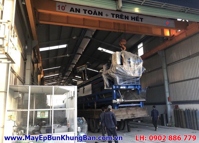 Xưởng sản xuất máy ép bùn khung bản Việt Nam - Công ty TNHH Công Nghệ Và Thiết Bị Vĩnh Phát