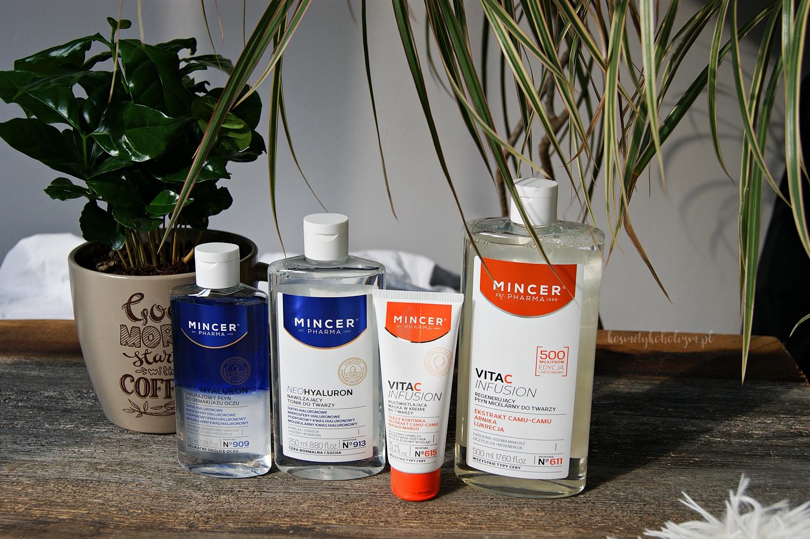 Mincer Pharma - oczyszczanie i pielęgnacja