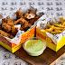Empresária abriu mão da licença maternidade para abrir rede de franquia de frango frito