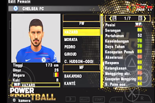 you can enjoy the latest interesting features such as update kit New Pes Patch Jogress v4.1 Update Transfers 2018/2019