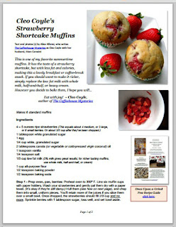 Cleo coyle recipes free recipe pdf forumfinder Image collections