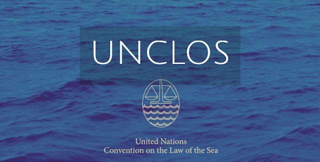 Το Δίκαιο της Θάλασσας μιλάει... Οι πολιτικοί ακούνε;