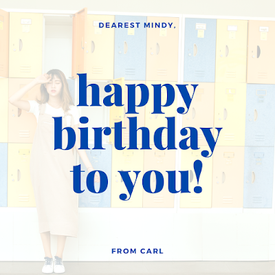 What is a unique way to wish someone a happy birthday?