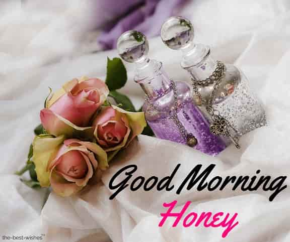 wonderful good morning honey