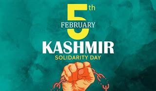 Solidarity day, 5th februray