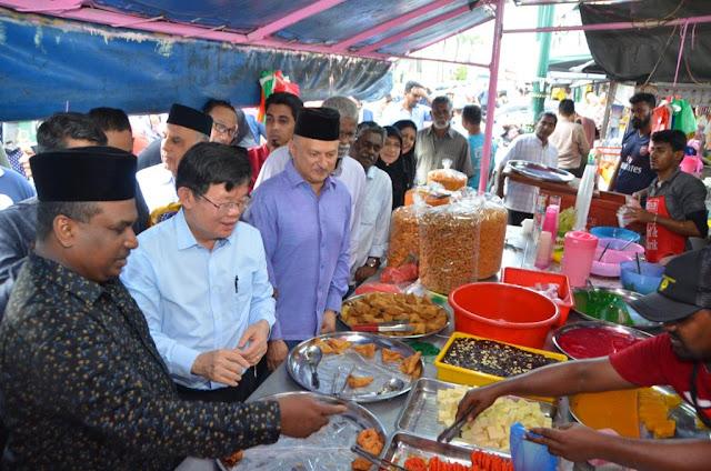 Pulau Pinang Juga Membatalkan Bazar Ramadhan Tahun Ini