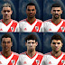 Facepack River Plate - Liga Argentina Pes 2013