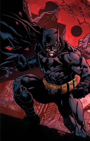 Batman es el mejor superhéroe de cómic