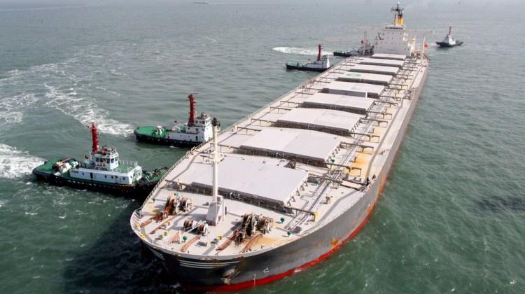 Half of Capesize Bulk Carrier Deliveries Pushed Back, VesselsValue Says
