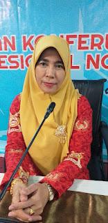 SAH Aklamasi, Aswanto.SH.MKn Pimpin Pengda INI MERSSI Periode 2019-2022.