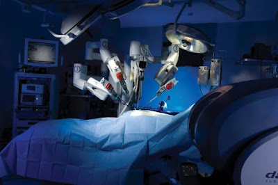 Prostato vesiculectomia radical robótica