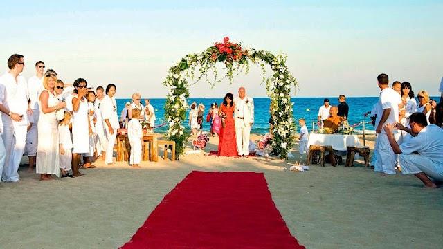 Tips para celebrar una boda en Ibiza