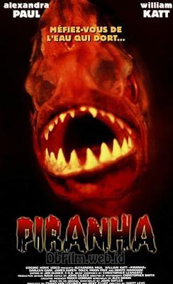 Sinopsis film Piranha (1995)