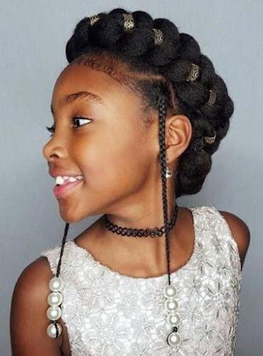 Black Girls Hairstyles for School
